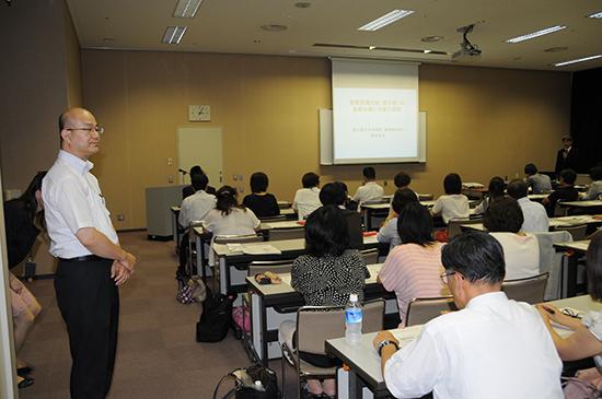 脳脊髄液減少症の理解を深めよう/医療、警察、学校関係者らが参加して県主催の研修会を開催